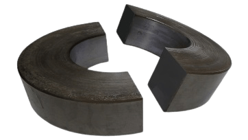 Tape Wound Soft Magnetic HV Cores